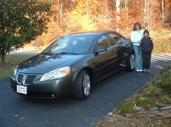 Stephanie's Pontiac G6